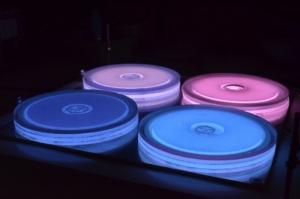 UV Lampen auf Xenonbasis in den Forschungslaboren der Berger GmbH und Co. KG