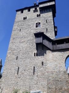 Schloss-Burg Bergfried Berger (1)