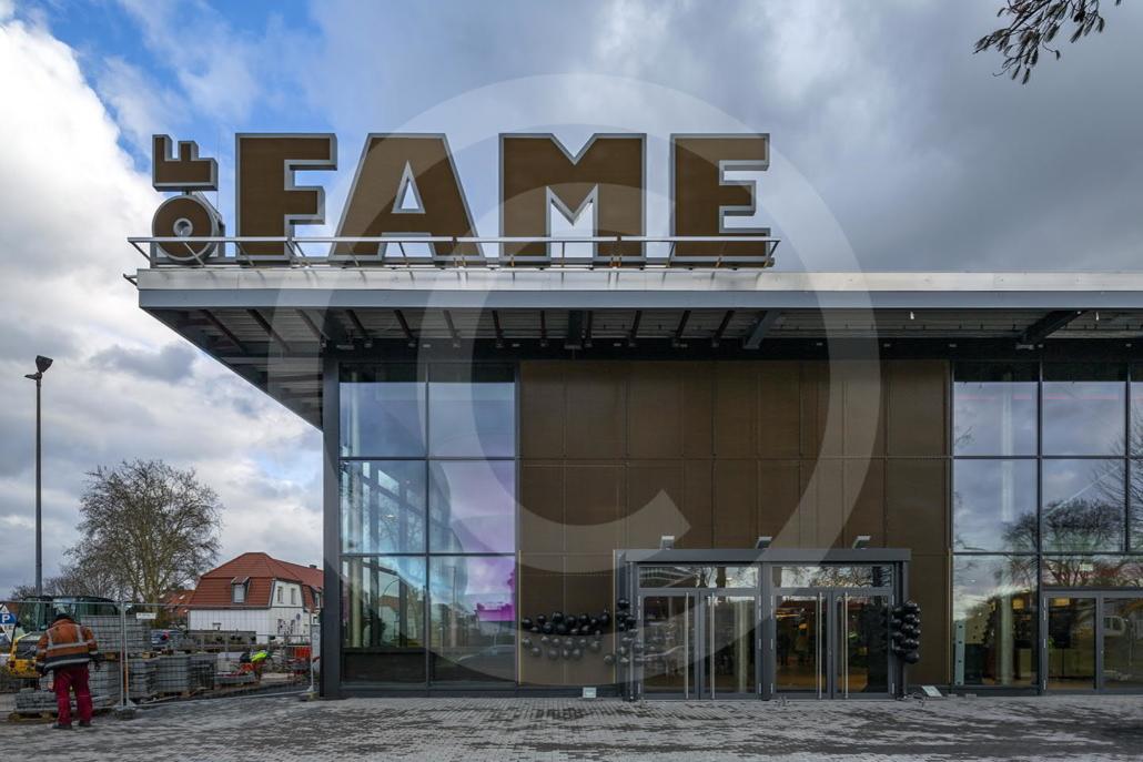 Hall Of Fame Kamp Lintfort