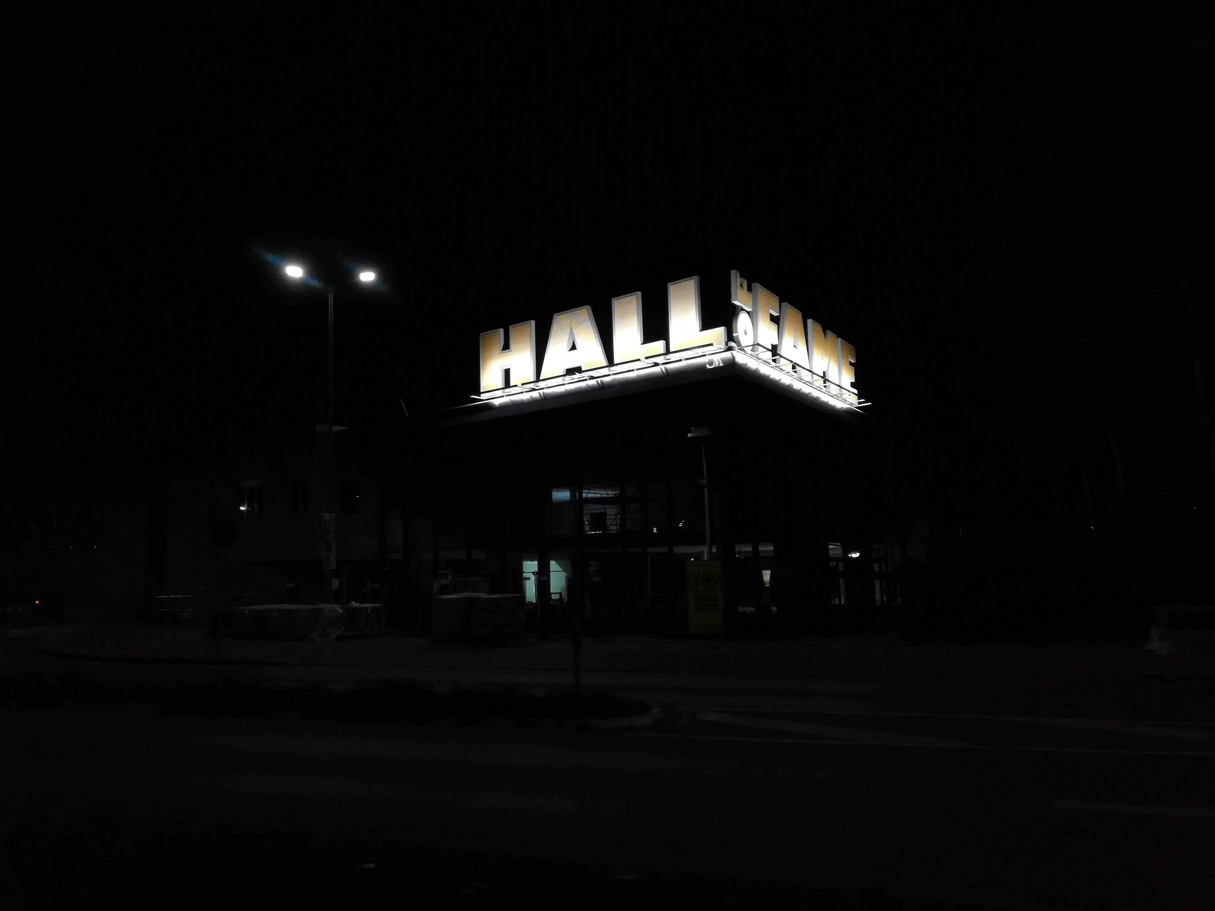Hall Of Fame Kamp