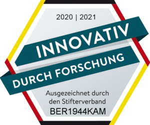 Innovativ durch Forschung Berger